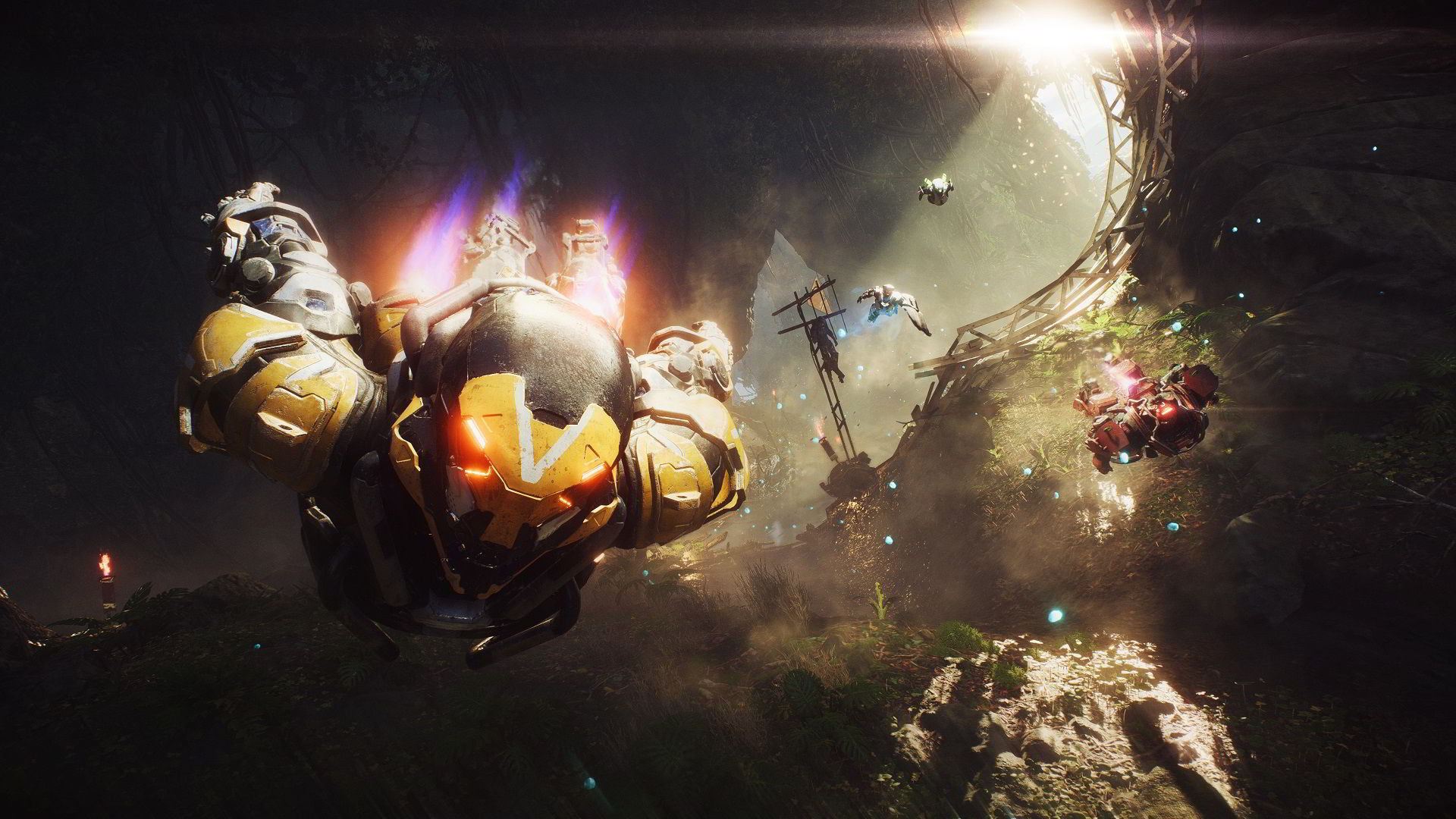 Anthem pronto a diventare free to play, annuncio all'E3 secondo i leak