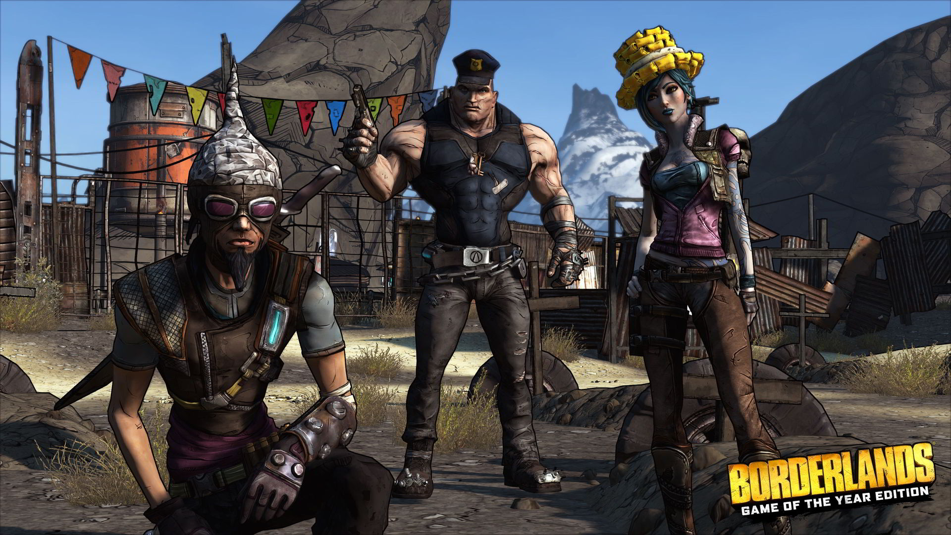 Borderlands Game of the Year Edition giochi in uscita