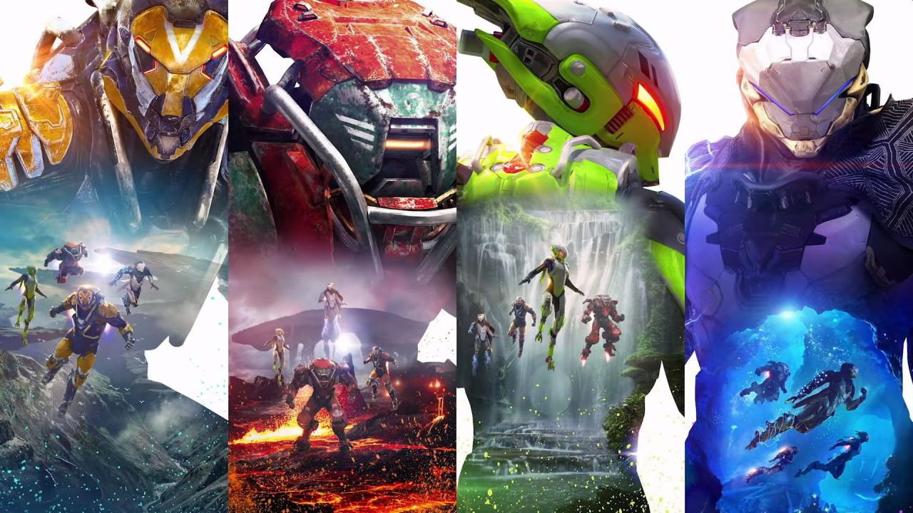 Anthem: Bioware prepara un rifacimento totale del gioco
