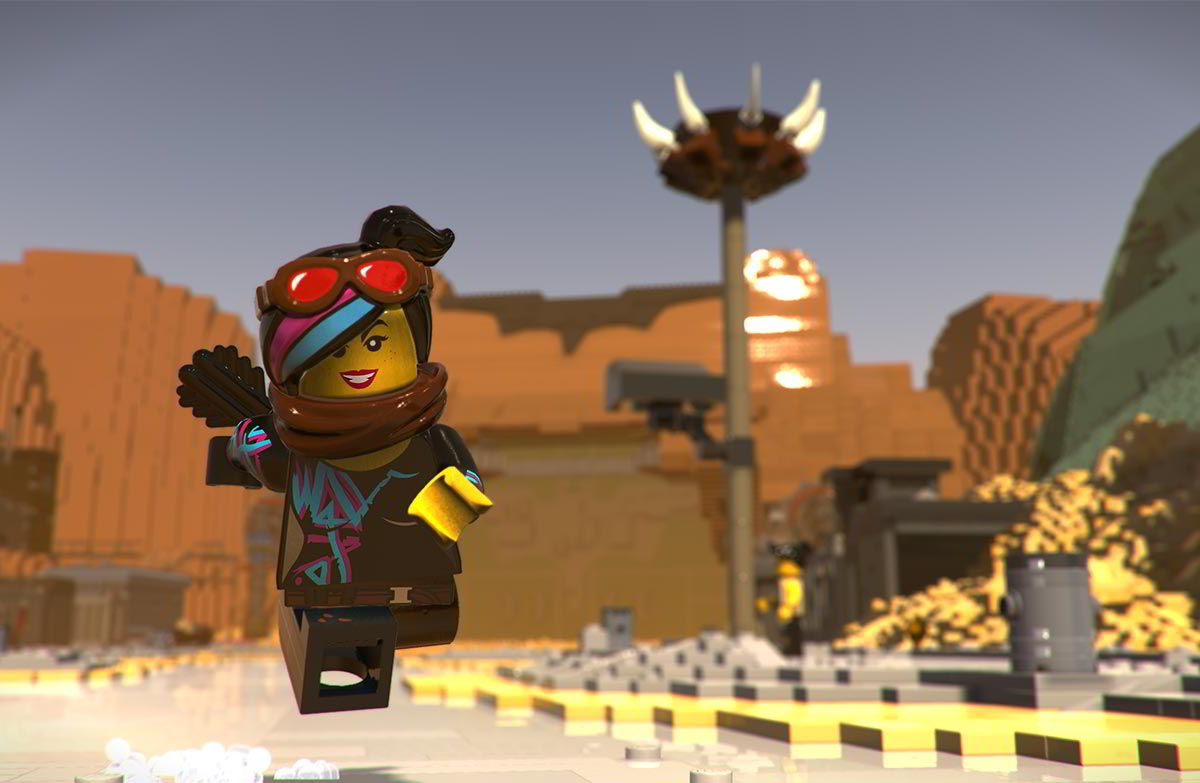 lego 2 the videogame