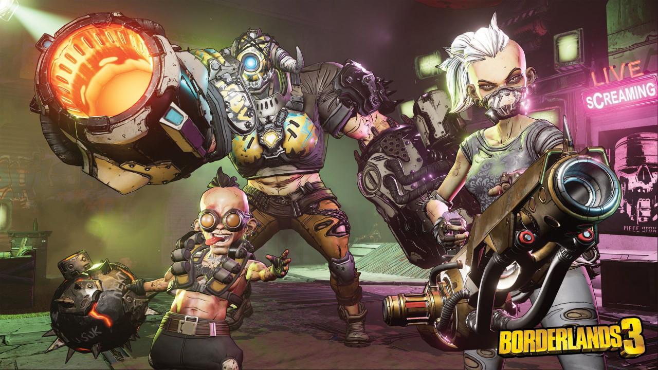 Borderlands 3 con micro-transazioni, Rocket League acquistato da Epic