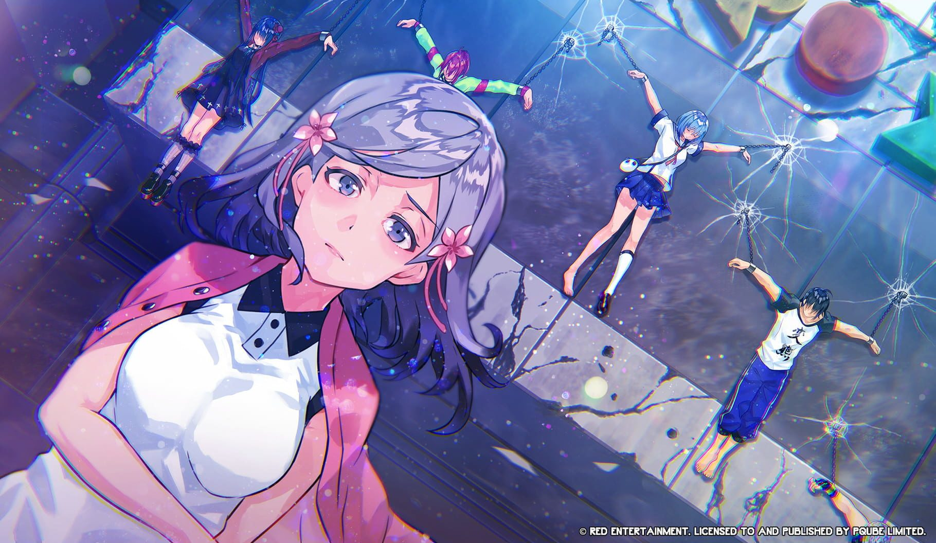 Our World is Ended – Recensione | Visual Novel sci-fi con poco carattere