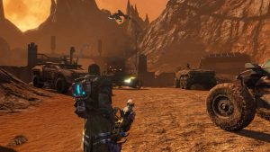 Red Faction Guerrilla Re-Mars-tered giochi in uscita