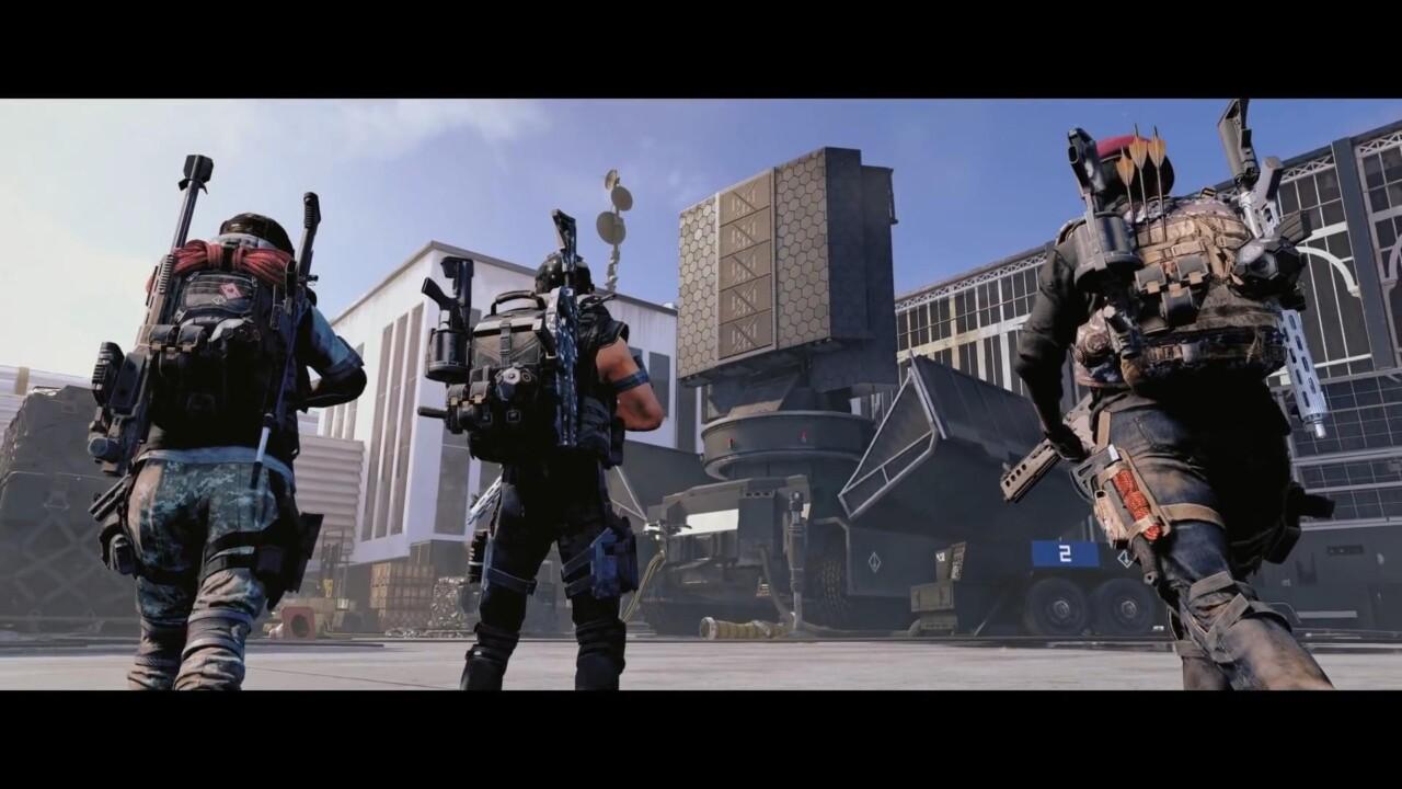 the division 2 raid