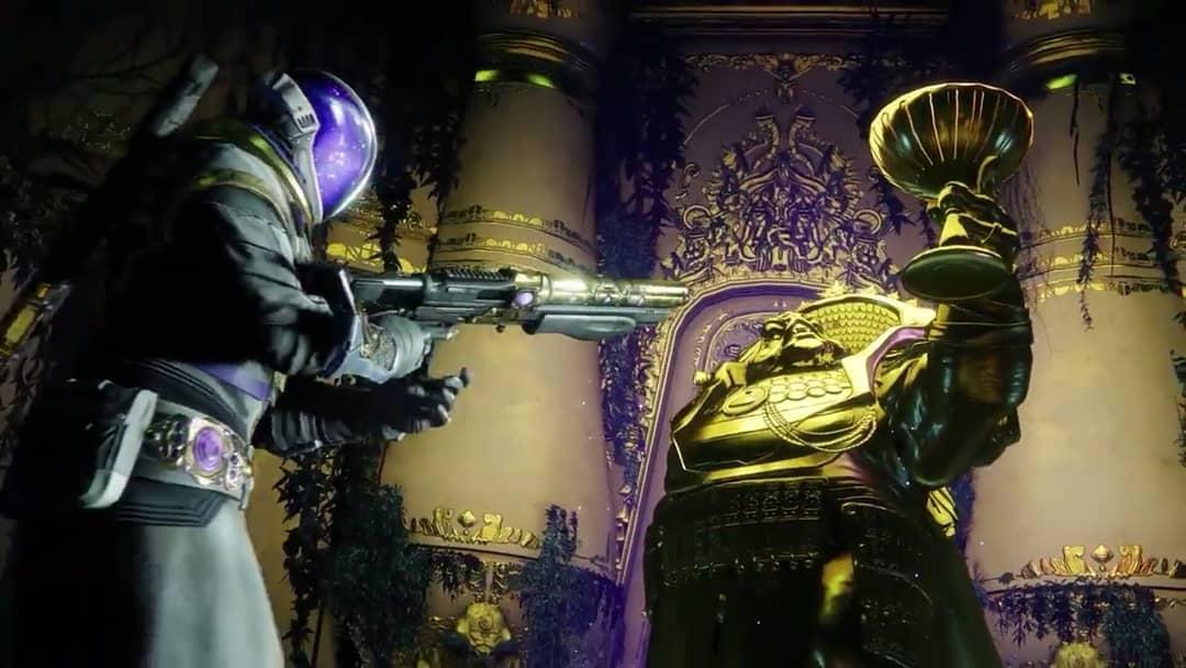 Destiny 2 stagione della ricchezza season of opulence -
