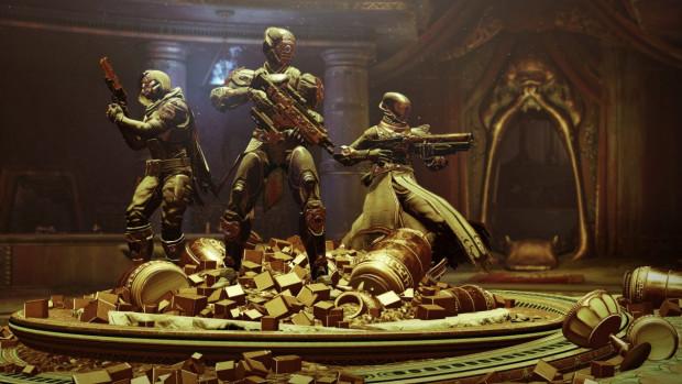 Destiny 2 serraglio stagione della ricchezza season of opulence