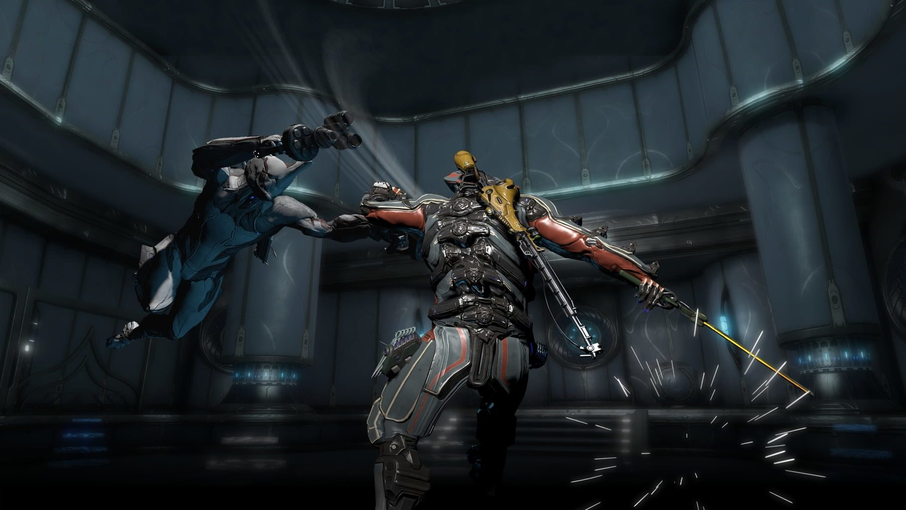 warframe anthem