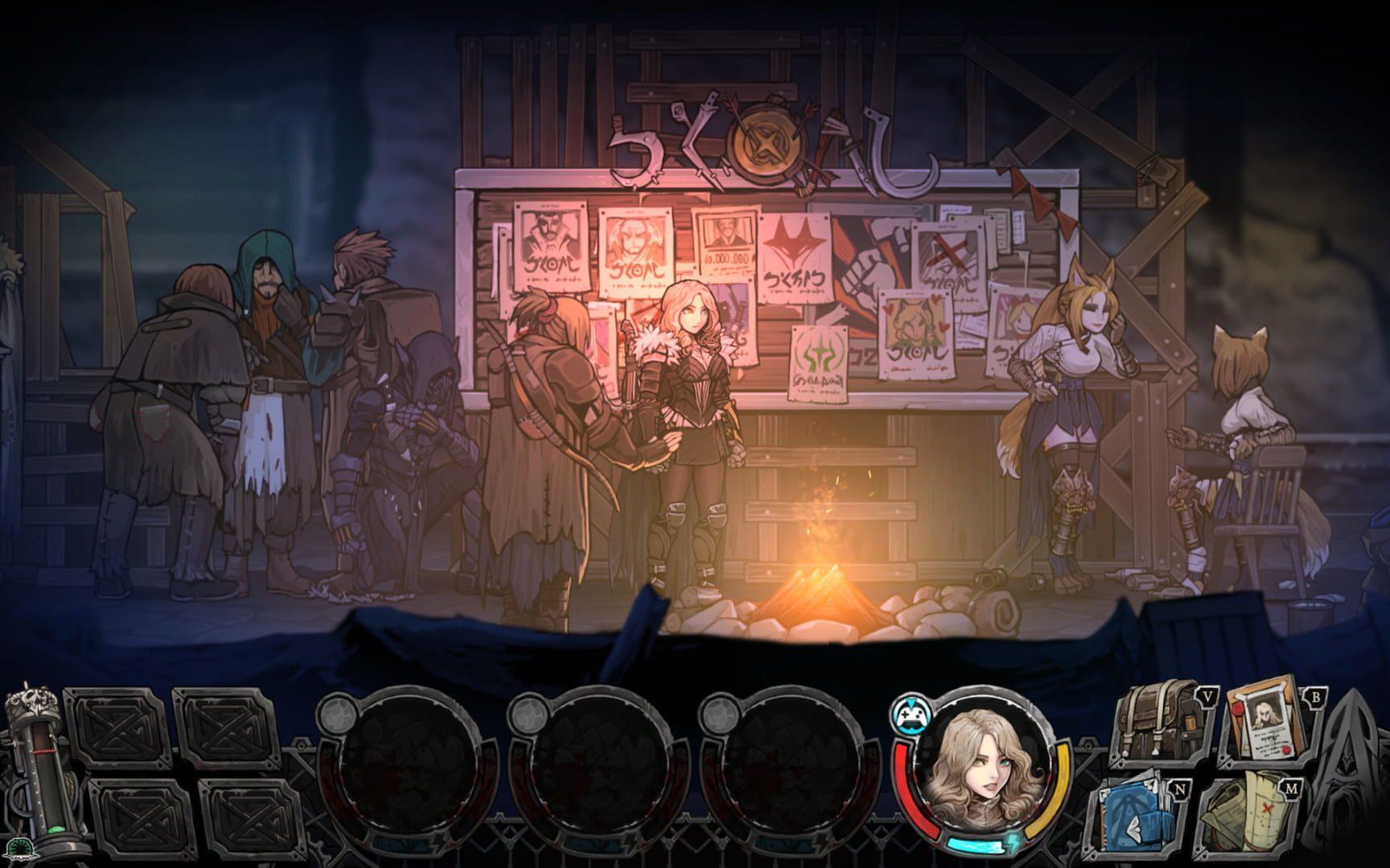 Vambrace: Cold Soul – Recensione   Una storia cupa, ma il gameplay?