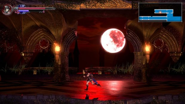 Bloodstained ritual of the night recensione