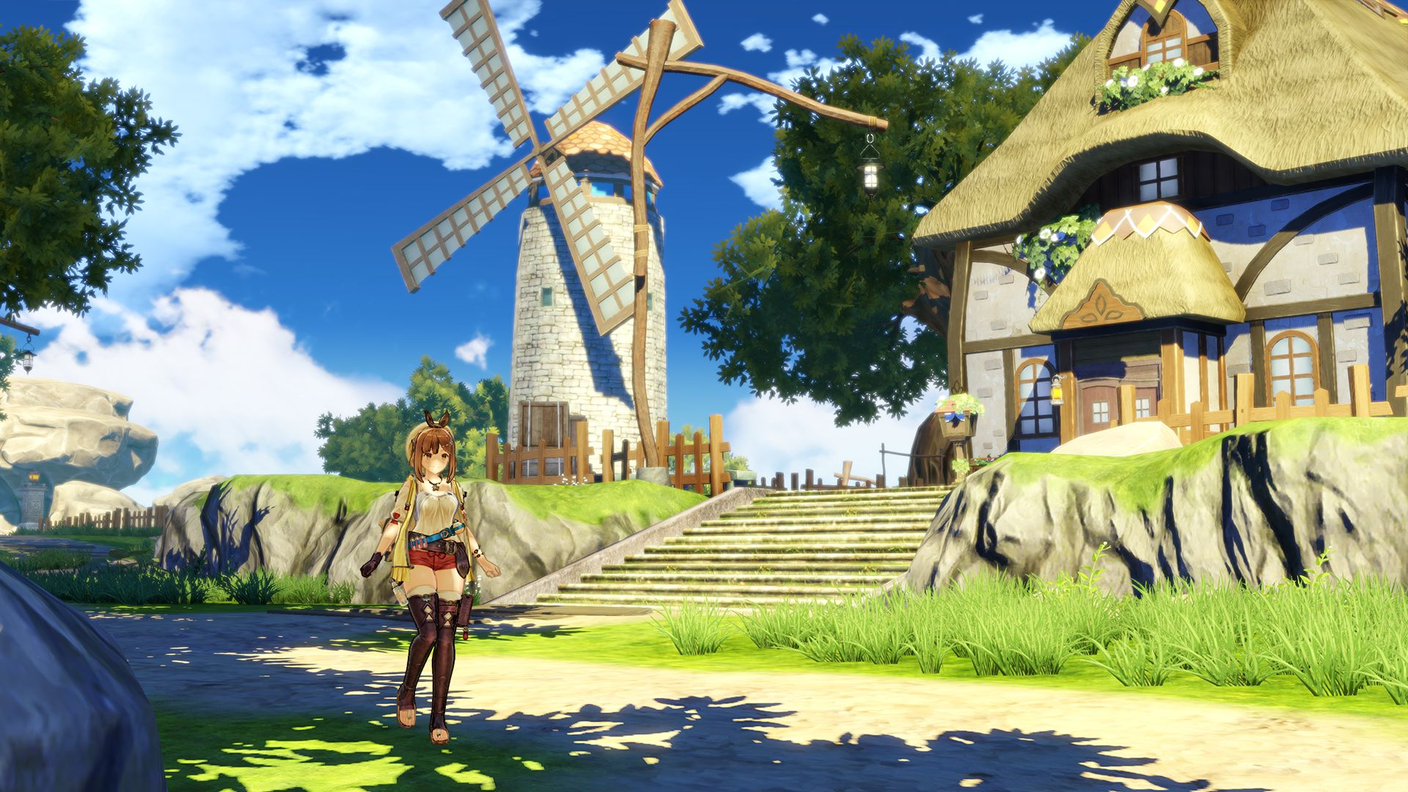 Atelier Ryza: Ever Darkness & the Secret Hideout giochi in uscita