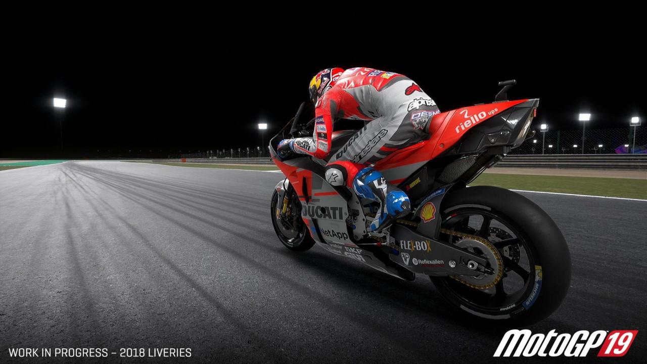 MotoGP 19 recensione