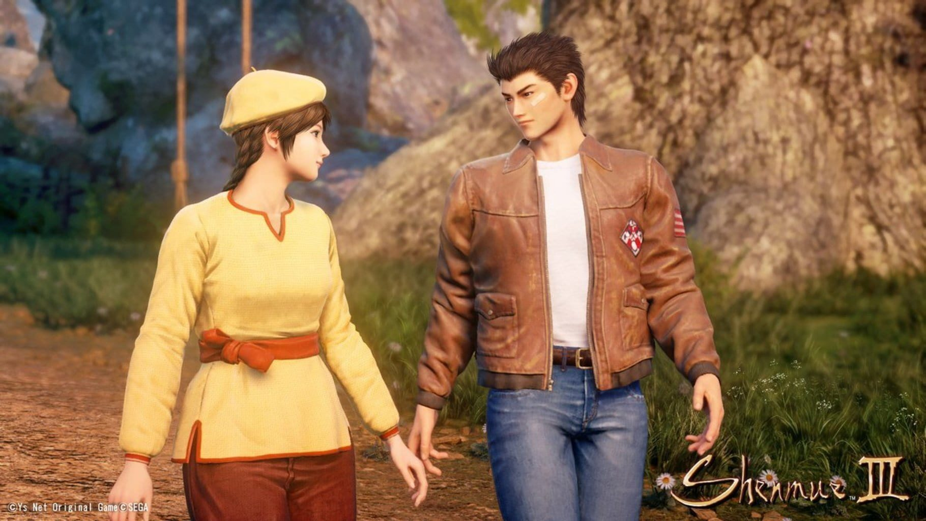 Shenmue 3 epic games store