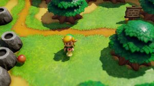 The Legend of Zelda Link's Awakening giochi in uscita switch