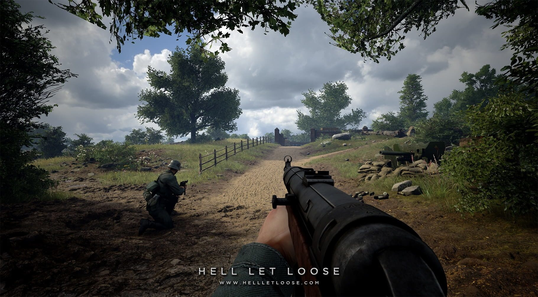 Hell Let Loose – Anteprima | Seconda Guerra Mondiale, in 100