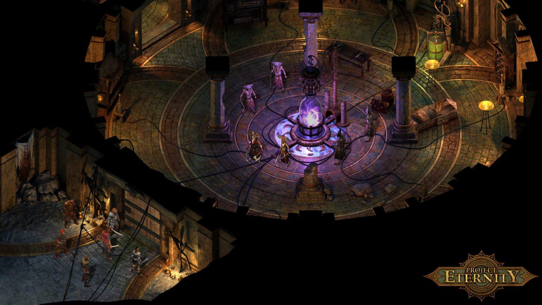 Pillars of Eternity - Recensione | Splendido CRPG moderno, in mobilità