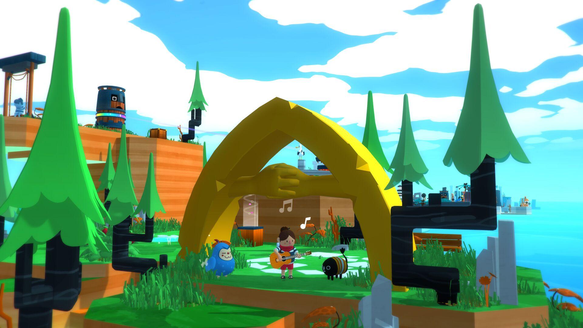 Solo: Island of the Heart – Recensione   Il giocatore nel gioco