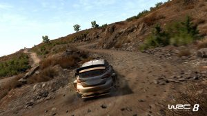 WRC 8 giochi in uscita