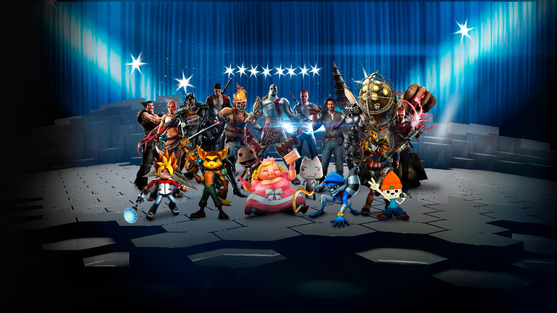 PlayStation All-Stars Battle Royale: rumor dal nuovo capitolo per PS5