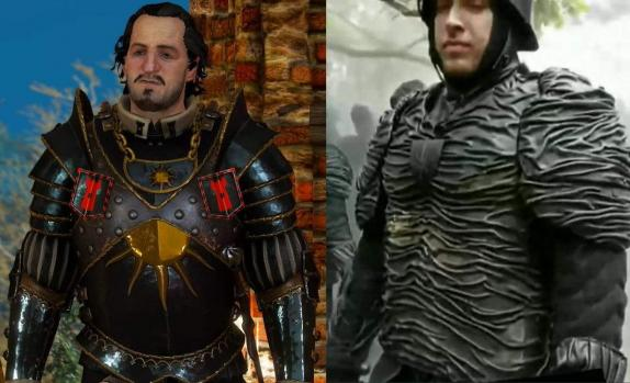 the witcher netflix nilfgaard