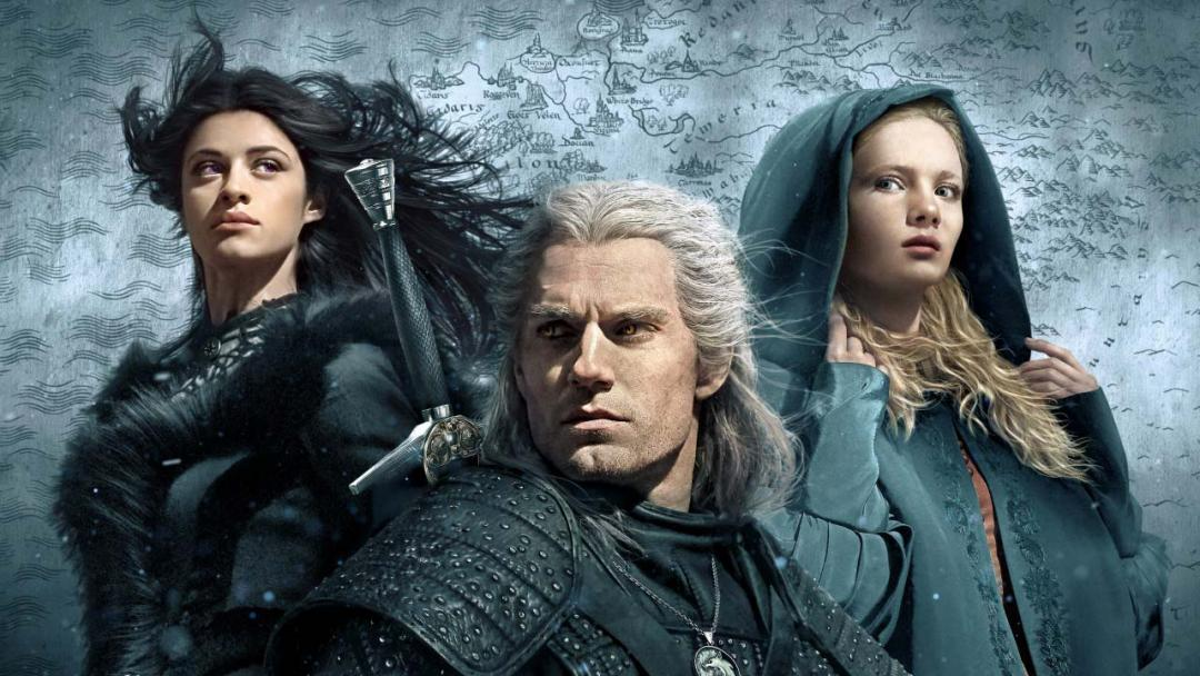 the witcher season 1 netflix
