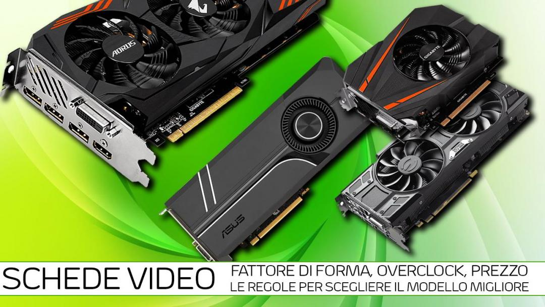 Schede Video, da Nvidia a AMD